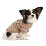 View Image 1 of Twilight Dog Sweater by Pinkaholic - Beige