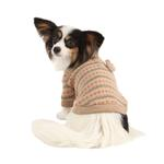 View Image 4 of Twilight Dog Sweater by Pinkaholic - Beige