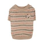 View Image 3 of Twilight Dog Sweater by Pinkaholic - Beige