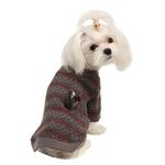 View Image 1 of Twilight Dog Sweater by Pinkaholic - Gray