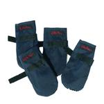 View Image 1 of Ultra Paws Snow & Go Dog Boots - Black