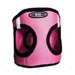 View Image 1 of Ultra USA Choke Free Dog Harness by Doggie Design - Bright Pink