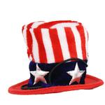 View Image 1 of Uncle Sam Dog Hat