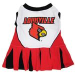 View Image 1 of University of Louisville Cardinals Cheerleader Dog Dress