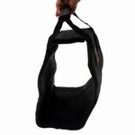 View Image 1 of Up & Out Lift Dog Harness - Black
