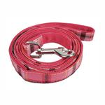 View Image 1 of Uptown Dog Leash by Puppia - Pink