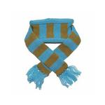 Urban Stripe Dog Scarf by Dogo - Blue
