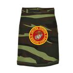 View Image 1 of U.S. Marine Corps Crest Dog Tank Top - Camo