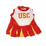 View Image 1 of USC Trojans Cheerleader Dog Dress
