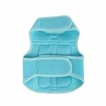 View Image 2 of Vera Pinka Dog Harness by Pinkaholic - Aqua