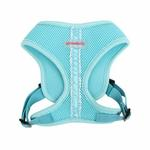 View Image 2 of Vera Snugfit Dog Harness by Pinkaholic - Aqua