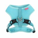 View Image 3 of Vera Snugfit Dog Harness by Pinkaholic - Aqua