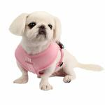View Image 1 of Vera Snugfit Dog Harness by Pinkaholic - Pink