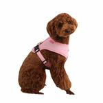 View Image 4 of Vera Snugfit Dog Harness by Pinkaholic - Pink