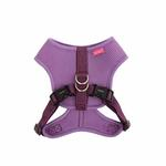 View Image 2 of Vera Snugfit Dog Harness by Pinkaholic - Purple