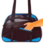 View Image 1 of Voyager Comfort Pet Carrier from Bergan - Black