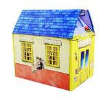 View Image 1 of Vurano Cat House by Catspia - Yellow