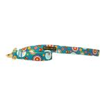 WaLk-e-Woo Martini Dog Leash - Blue