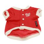 View Image 2 of Washington Nationals Baseball Dog Jersey