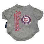 View Image 1 of Washington Nationals Dog T-Shirt