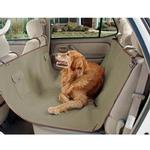 View Image 1 of Waterproof Hammock Pet Seat Cover - Beige