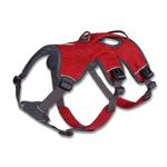 View Image 2 of Web Master Dog Harness by RuffWear - Red Currant