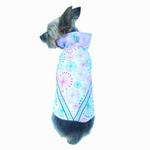 View Image 2 of West Coast Dog Rainwear Dandelion Print