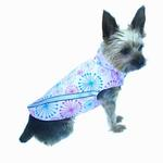 View Image 3 of West Coast Dog Rainwear Dandelion Print