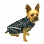 View Image 4 of West Coast Dog Rainwear Raindrops