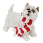 View Image 1 of West Highland White Terrier Christmas Ornament