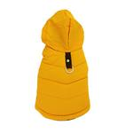 View Image 1 of Wind Parka by Gooby - Yellow