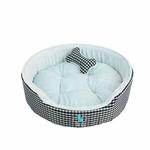 View Image 3 of Witty Dog Bed by Pinkaholic  - Blue