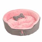 View Image 3 of Witty Dog Bed by Pinkaholic  - Pink