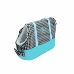 View Image 2 of Witty Dog Carrier by Pinkaholic  - Blue