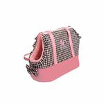 View Image 2 of Witty Dog Carrier by Pinkaholic  - Pink