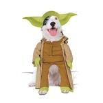 View Image 1 of Yoda Dog Halloween Costume