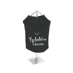 View Image 1 of Yorkshire Terror Harness Shirt - Black