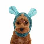 View Image 1 of Yuppie Dog Snood by Puppia - Aqua