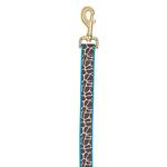 View Image 2 of Zack & Zoey Animal Print Dog Leash - Giraffe