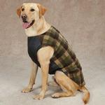 View Image 3 of Berber Ripstop Dog Vest - Brown