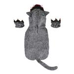View Image 2 of Big Bad Wolf Halloween Dog Costume