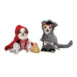 View Image 3 of Big Bad Wolf Halloween Dog Costume