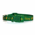 View Image 2 of Zack & Zoey Country Thing Dog Collar