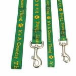 View Image 2 of Zack & Zoey Country Thing Dog Leash