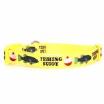 Zack & Zoey Fishing Buddy Dog Collar