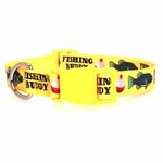 View Image 2 of Zack & Zoey Fishing Buddy Dog Collar