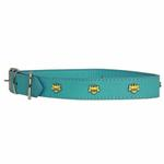 View Image 1 of Zack & Zoey Flutter Bugs Charm Dog Collar - Bumble Bee