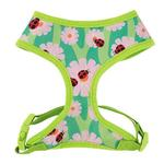 View Image 3 of Zack & Zoey Flutter Bugs Dog Harness - Lady Bug