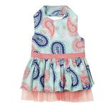 View Image 1 of Fresh Water Paisley Dog Dress