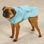 View Image 5 of Zack & Zoey Hoot and Howl Stowaway Dog Jacket